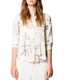 Zadig  amp  Voltaire Touch Paradise Tunic  Women - Bloomingdale s at Bloomingdales