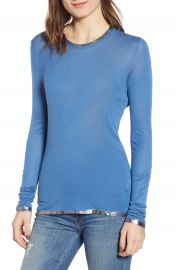 Zadig  amp  Voltaire Willy Modal Tee   Nordstrom at Nordstrom