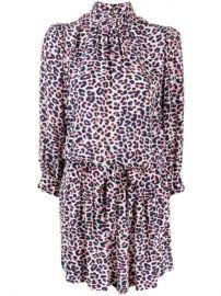 Zadig Voltaire Leopard Print Dress - Farfetch at Farfetch