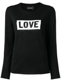 Zadig Voltaire Love Sweater - Farfetch at Farfetch