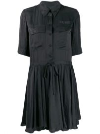 Zadig Voltaire Satin Robe Chemise  - Farfetch at Farfetch