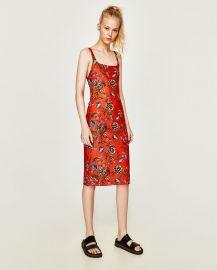 Zara Strappy Dress  at Zara