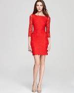 Zarita dress by DvF at Bloomingdales