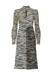 Zebra Print Kennedy Dress at Rent The Runway