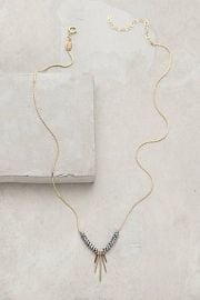 Zerene Necklace at Anthropologie