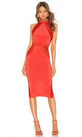 Zhivago Algeny Dress in Orange from Revolve com at Revolve