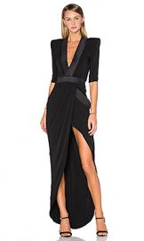 Zhivago Eye Of Horus Gown in Black from Revolve com at Revolve