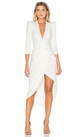 Zhivago Eye Of Horus Midi Dress in White from Revolve com at Revolve