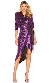 Zhivago Picture This Dress in Grape from Revolve com at Revolve