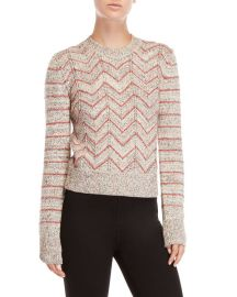 Zig Zag Pullover Sweater by Free People at Century 21