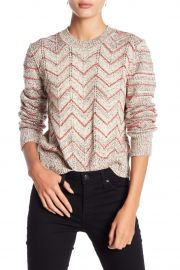Zigzag Pullover at Nordstrom Rack