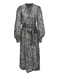 Zimmermann - Ninety-Six Paisley Silk Dress at Saks Fifth Avenue