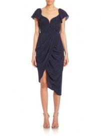 Zimmermann - Silk Flutter Dress at Saks Fifth Avenue