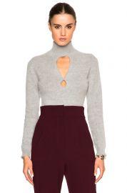Zimmermann Arcadia Fluffy Sweater at Forward by Elyse Walker
