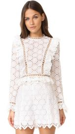 Zimmermann Divinity Wheel Frill Top at Shopbop