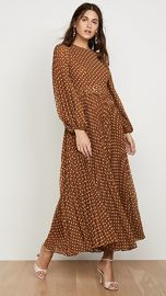 Zimmermann Espionage Sunray Track Dress at Shopbop