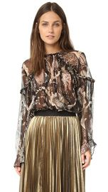 Zimmermann Lavish Braid Top at Shopbop