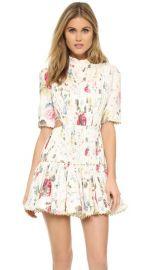 Zimmermann Mischief Corset Laced Dress at Shopbop