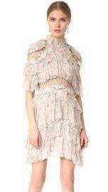 Zimmermann Stranded Tier Mini Dress at Shopbop