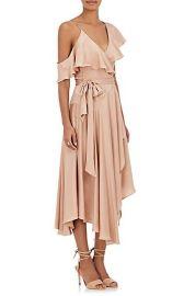 Zimmermann wrap dress at Barneys Warehouse