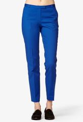 Zippered trousers at Forever 21