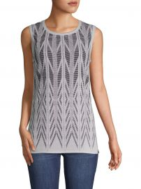 Ziri Sleeveless Top at Saks Off Fifth