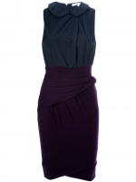 Zoe Harts Carven dress at Farfetch at Farfetch