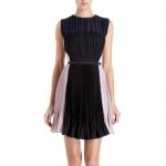 Zoe Harts pleated dress at Barneys at Barneys