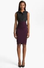 Zoe Harts purple dress at Nordstrom at Nordstrom