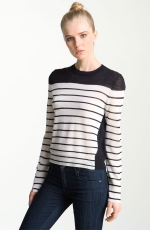 Zoe Hart's striped top at Nordstrom at Nordstrom