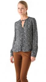 Zoes blouse at Shopbop at Shopbop