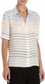 Zoes striped top at Barneys New York at Barneys