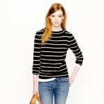 Zooeys striped sweater at J. Crew