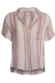 Zuma Top in Havana Stripe by Rails at Rails