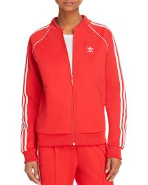 adidas Originals Stripe-Detail Track Jacket at Bloomingdales