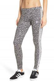 adidas Originals Leopard Camo Leggings at Nordstrom