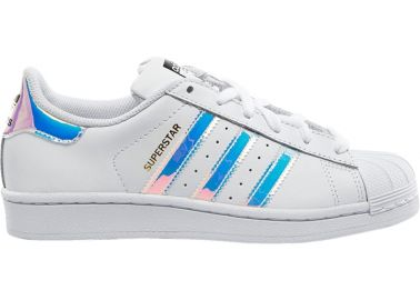 adidas Superstar White Iridescent at Stock X