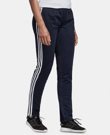 adidas Women s Essential 3-Stripe Tricot Pants   Reviews - Women - Macy s at Macys