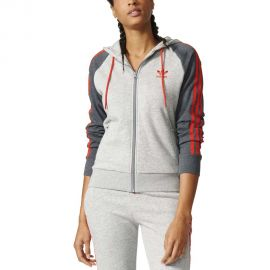 adidas originals Girly Zip Hoodie at Dress Inn