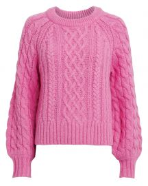 alc mick sweater at Intermix