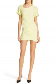alexanderwang t Wash  amp  Go High Twist Jersey Dress   Nordstrom at Nordstrom