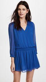 alice   olivia Adaline Smock Waist Dress at Shopbop