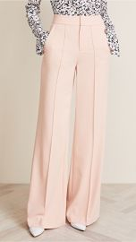 alice   olivia Dylan High Waisted Leg Pants at Shopbop