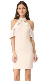 alice   olivia Ebony Cold Shoulder Dress at Shopbop