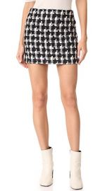 alice   olivia Elana Miniskirt at Shopbop