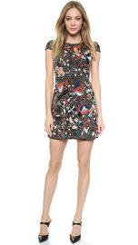 alice   olivia Ellen Embellished Dress at Shopbop