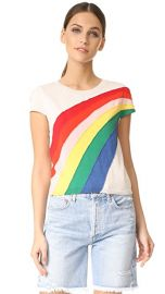 alice   olivia Ester Rainbow Pullover at Shopbop