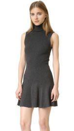 alice   olivia Greta Turtleneck Dress at Shopbop