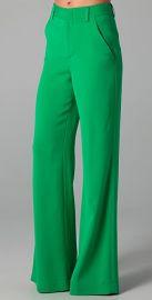 alice   olivia High Waist Wide Leg Pants at Shopbop