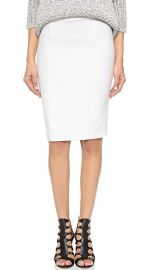 alice   olivia Jarret Pencil Skirt at Shopbop